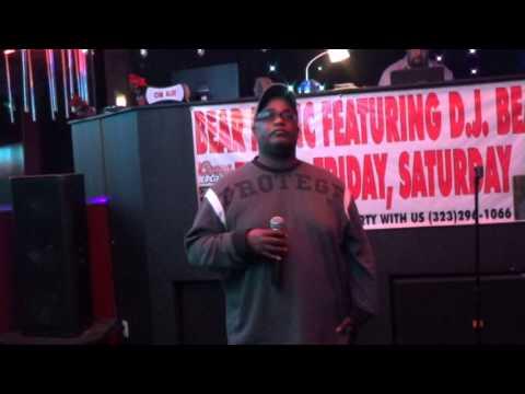 Karaokeville Roger sings Still  @ Crenshaw Live