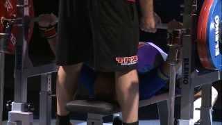 Чемпионат мира по пауэрлифтингу IPF (в.к. 83 кг)
