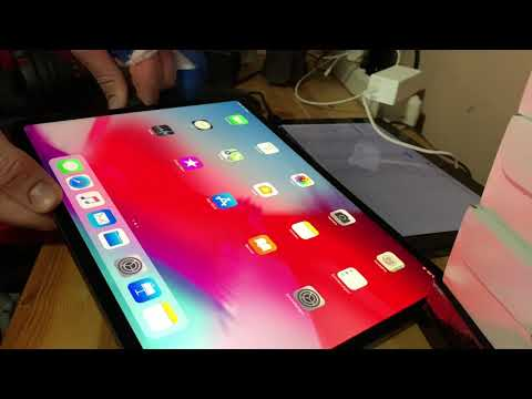 How to enter the DFU mode in case of malfunction iPad Pro 3rd. generation (2018) to reset the System