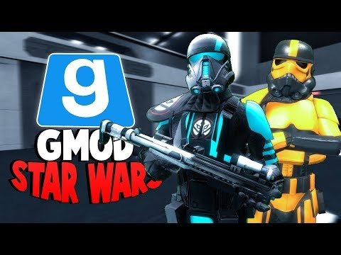 THE IMPERIAL BOOT CAMP - Gmod Star Wars RP