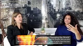 God Heals Anxiety! (ft. Sarai) | Freedom TV with Teresa Lusk | Teresa Lusk Ministries