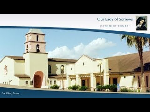 Our Lady of Sorrows Mass  (1/16/21)