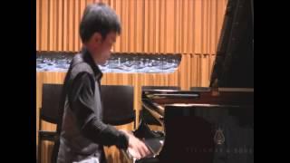 Liu Po Wei- Liszt Transcendental Études no.10