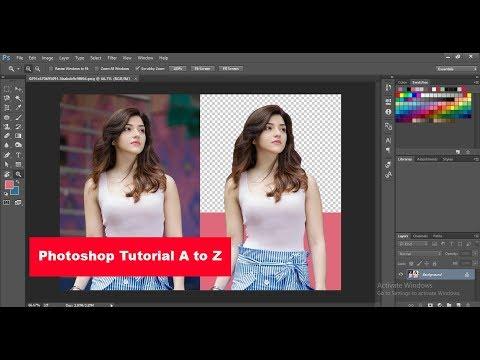Photoshop Tutorial A to Z by Viveschool | Bangla Tutorial 2019 thumbnail
