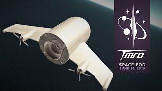 Adeline, A European Reusable Rocket - Space Pod 06/16/15