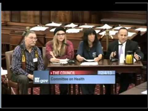National Center's Jeff Stier Testifies on E-Cigarettes Before New York City Council