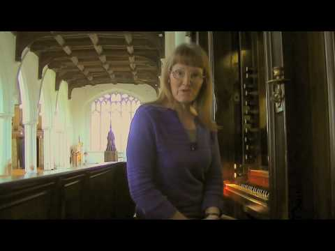 An Introduction To The 1821 Lincoln Organ In Thaxted Church, Essex.