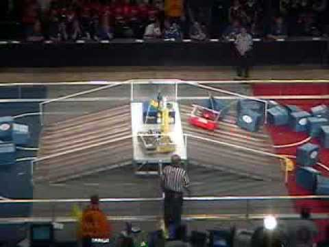 FIRST Robotics - Grand Rapids Michigan 2003