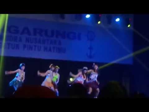 JKT48 at SICC Pekalongan (14-09-14) - Nage Kiss de Uchi Otose