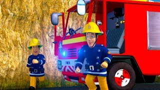 Sam il Pompiere italiano nuovi episodi 2017 | Una giornata al mare 🔥 Cartone