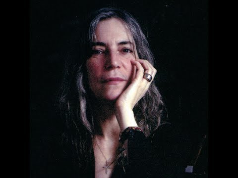 Patti Smith - Pissing In a River (iTunes Originals Version)