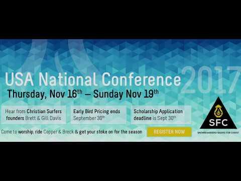 2017 SFC North America Conference