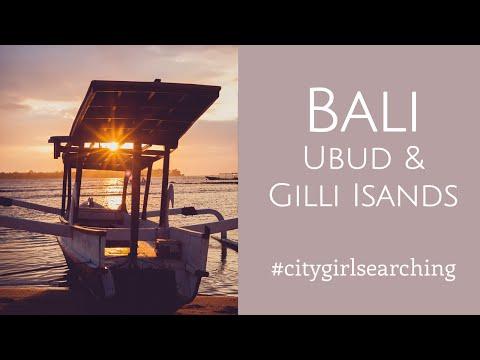 Tour Of Bali. Ubud & The Gili Islands