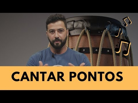CANTAR PONTOS DE UMBANDA EM CASA
