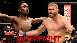 Israel ADESANYA vs Jan BLACHOWICZ - PreSUPERFIGHT Breakdown