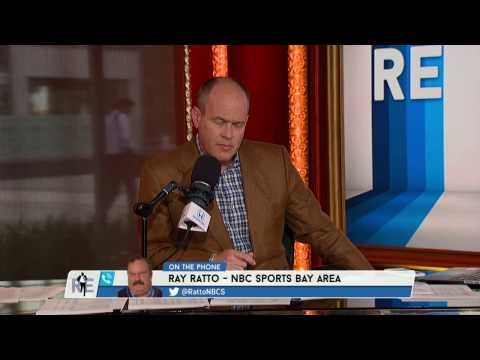 Ray Ratto of NBC Sports Bay Area on Steve Kerr