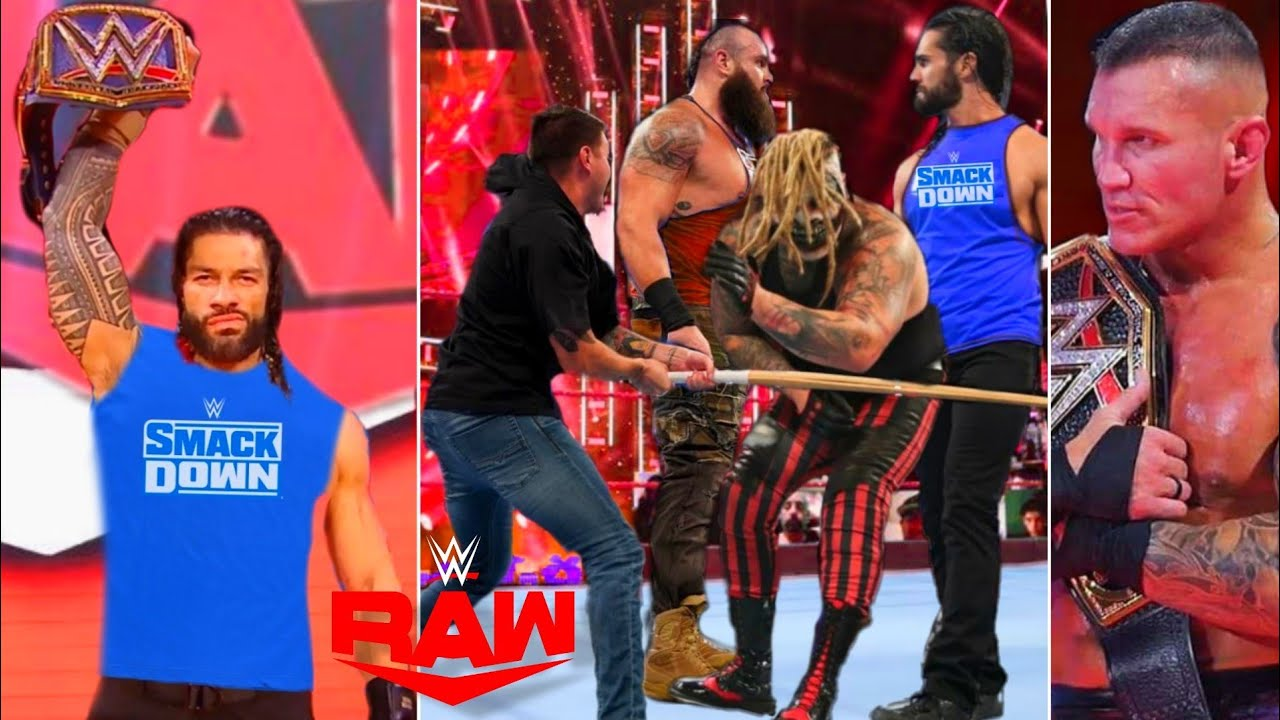 WWE Monday Night Raw 26 October 2020 Highlights ! WWE Raw 10/26/20 Highlights Preview !