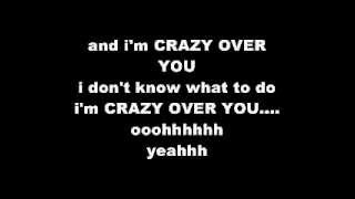 CRAZY OVER YOU by 112 lyrics