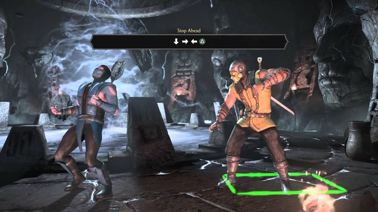Mortal Kombat X Scorpion Whos Next Fatality Youtube