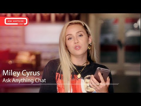 Miley Cyrus Talks About Noah Cyrus Spitting In Her Mouth At iHeart Pool Party. Watch Here
