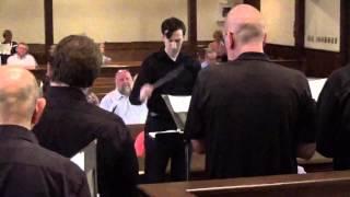 Mendelssohn, Psalm 95, mvts. 1-2; Centenary UMC Choir, FSU Symphony Orchestra, Matthew Bishop