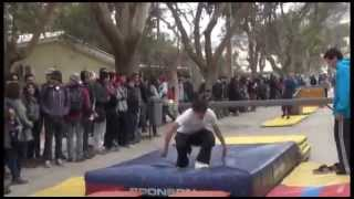 Parkour - Universidad Atacama