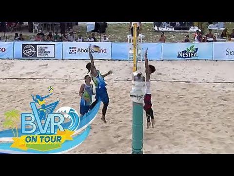 Beach Volleyball Republic | Guzman & Arbasto vs. Pepito Becaldo | Set 3 | National Championship