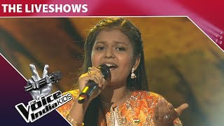 Niharika Nath And Anjali Gaikwad Performs On Vande Matatram | The Voice India Kids |  Episode 23