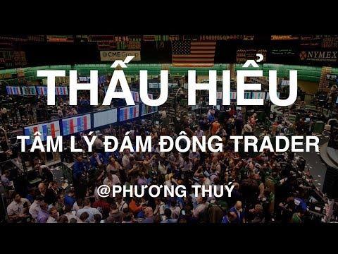 Cách thấu hiểu tâm lý đám đông Trader trên thị trường tài chính