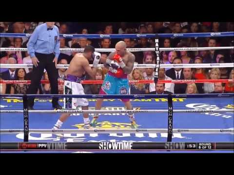 Amir Khan Vs Luis Collazo Highlights (HD)
