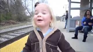 Поезд в подарок