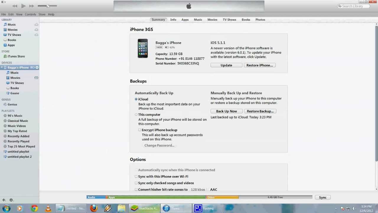Customize Itunes 11 To Get Transfer Purchases Option And Make It Look Like Previous Version 2012