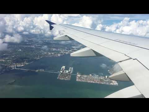Delta Air Lines Airbus A320 flight 1437 Miami to New York - LGA