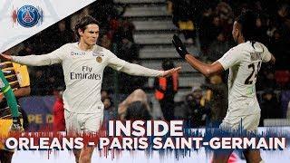 INSIDE - ORLEANS vs PARIS SAINT-GERMAIN