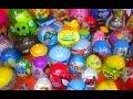 70 Kinder Surprise Eggs - Super Mega Clip! Dora, ToyStory3, Shrek, Angry Birds! By TheSurpriseEggs
