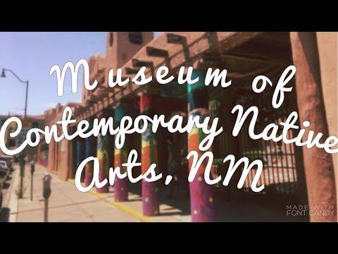 Museum of Contemporary Native Arts, NM