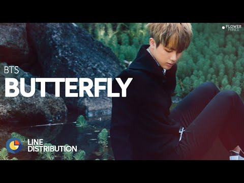 BTS   Butterfly Line Distribution