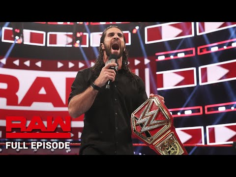 WWE Raw Full Episode, 12 August 2019