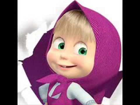 Foto Masha And The Bear Imut