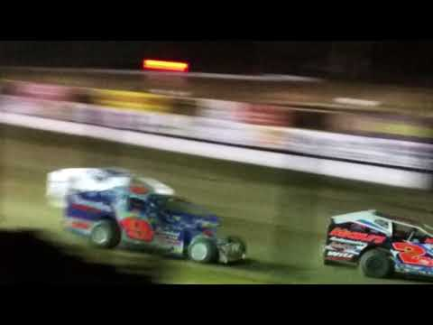 Jack Johnson/CD Coville Tribute Race at Albany Saratoga Speedway on 6/12/18