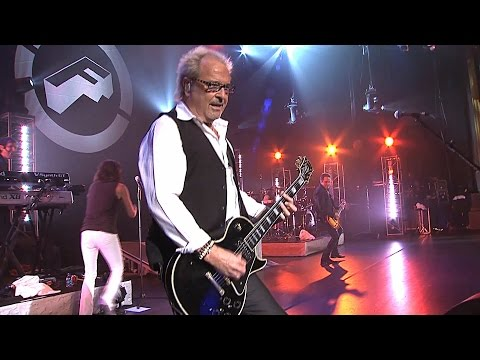 Foreigner - Dirty White Boy 2010 Live Video HD