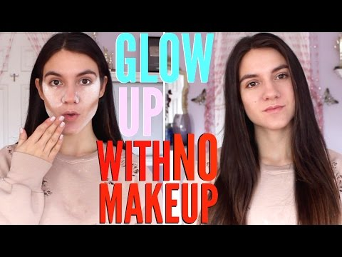10 BEAUTY HACKS To GLOW UP with NO MAKEUP | How to look HOT with NO MAKEUP