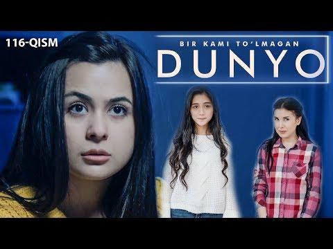 Bir Kami To'lmagan Dunyo (o'zbek Serial) | Бир ками тўлмаган дунё (узбек сериал) 116-qism
