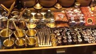 Stambuł - Bazar Egipski - Bazar Korzenny - Spice Bazaar - Egyptian Bazaar - Istanbul - Turcja