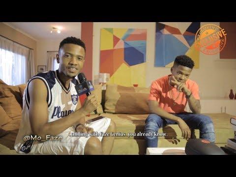 NASTY C 'EXCLUSIVE' INTERVIEW ..kamtaja Nandy tena na ishu itakayomrudisha Bongo