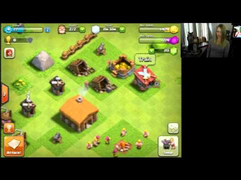 Clash of Clans| Let's Build a Wall
