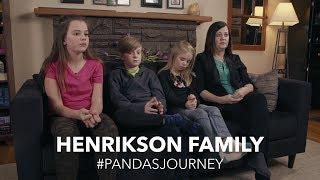 #PANDASJOURNEY - The Henrikson Family