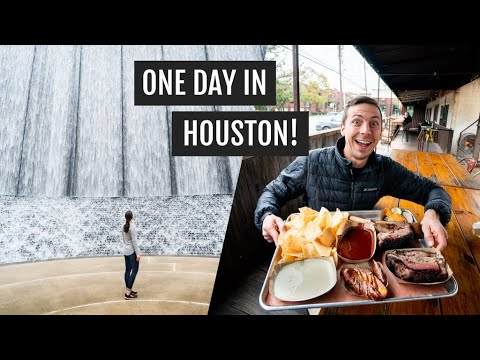 One Day in Houston: BBQ, Tacos, & Things to Do!