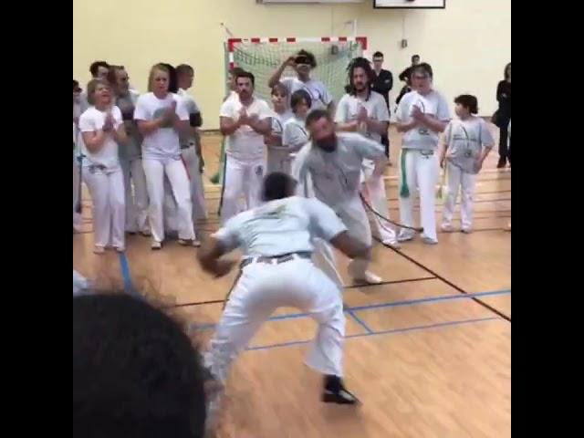 Batizado 2019 capoeira da bahia prof portuga e prof benedito
