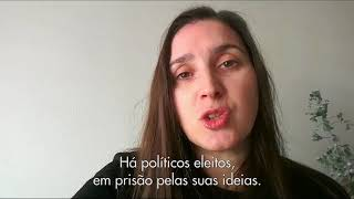 Névoa - Llibertat presos polítics